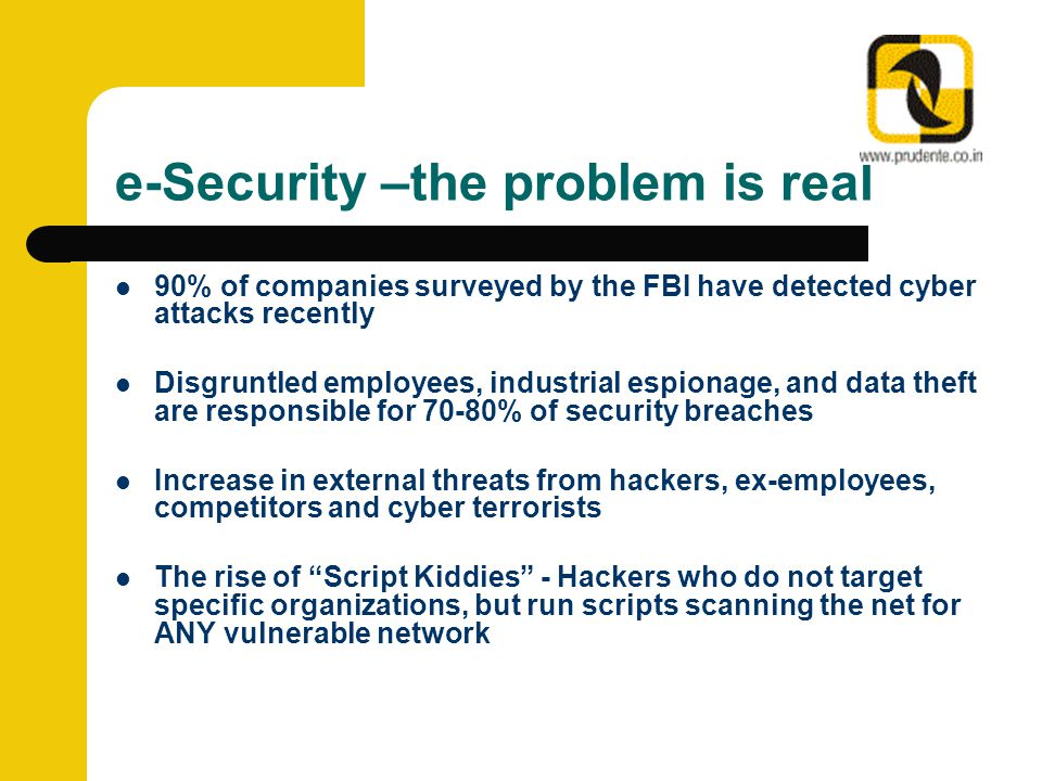 Security and Systems  Three tenets of security Confidentiality