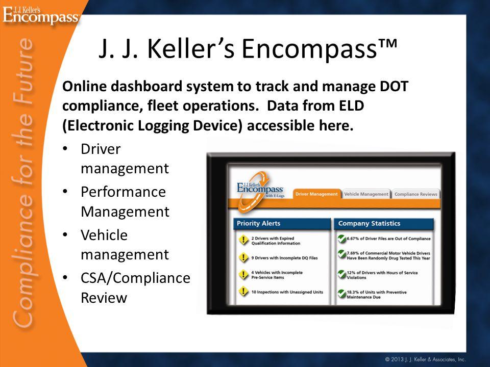 J  J  Keller & Associates, Inc  Established in 1953 Over