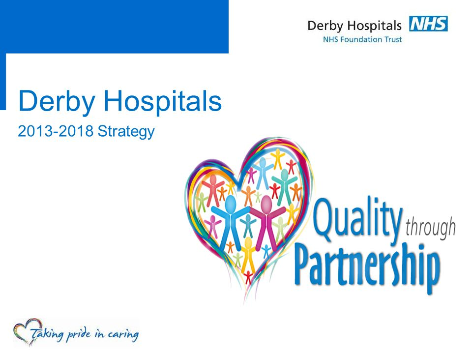 Derby Hospitals Strategy