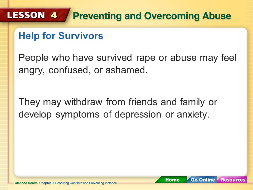 Overcoming Abuse Counseling can help survivors of abuse recover from its effects.