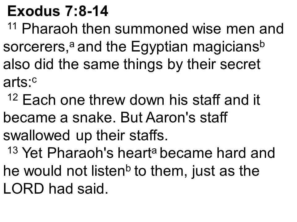 the serpent confrontation niv exodus 4 1 4 moses answered what if