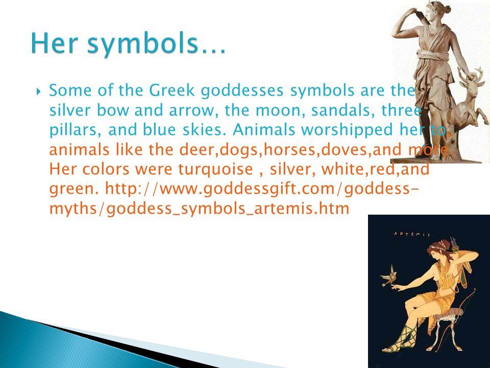 By Makayla Bacon Artemis Or In Greek She Is The