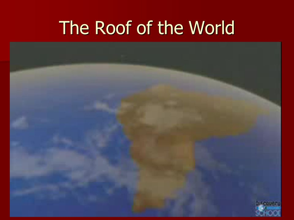 The Roof of the World