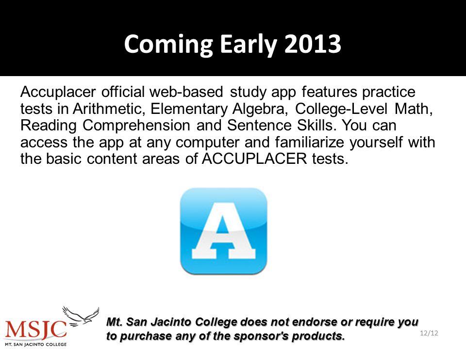 Preparing for Assessment 1. Preparing Students for the Assessment ...