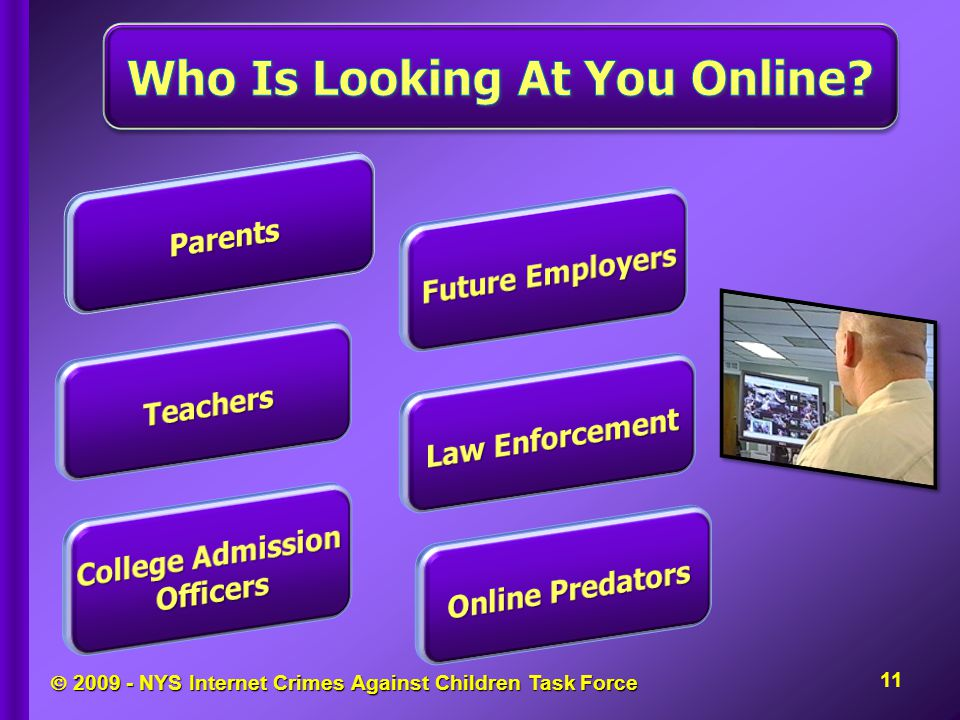  NYS Internet Crimes Against Children Task Force 11