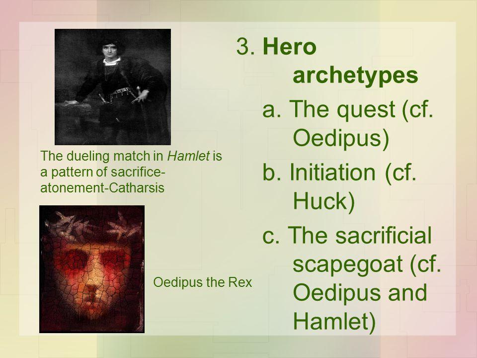archetypes in hamlet
