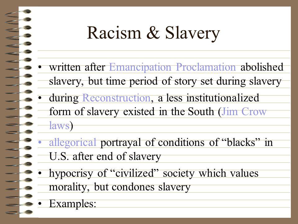 emancipation examples