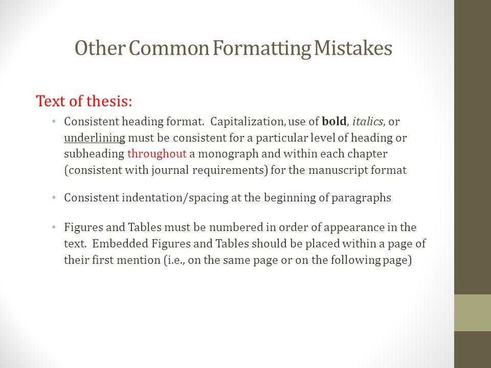 uaf thesis format handbook
