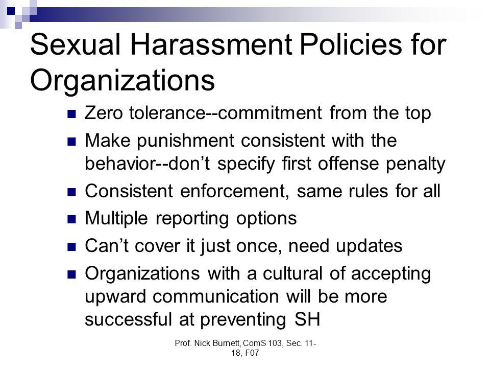 punishment for sexual harassment punishment for sexual harassment