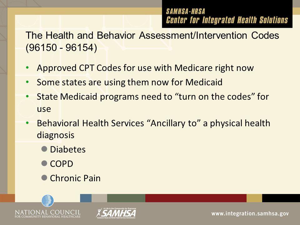 FQHC Billing Basics For Behavioral Health Partners Presented