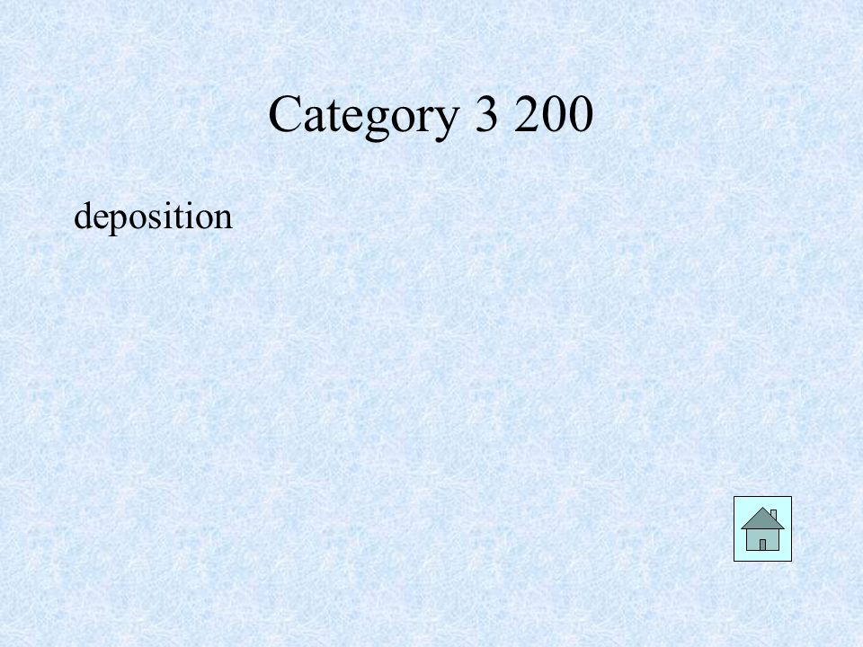 Category deposition