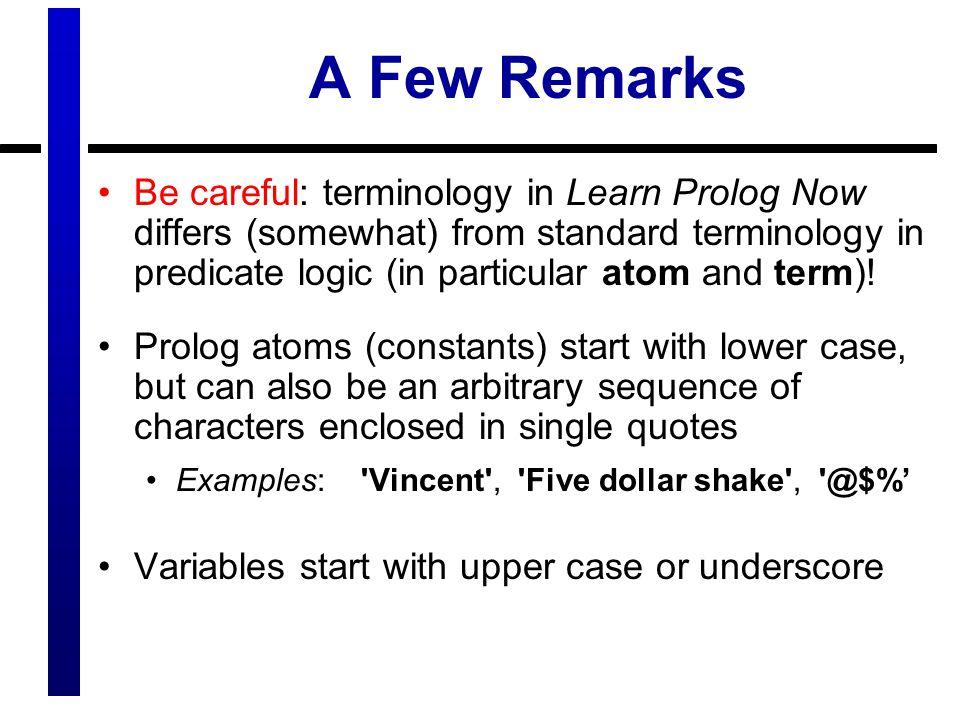 Learn Prolog Now Pdf