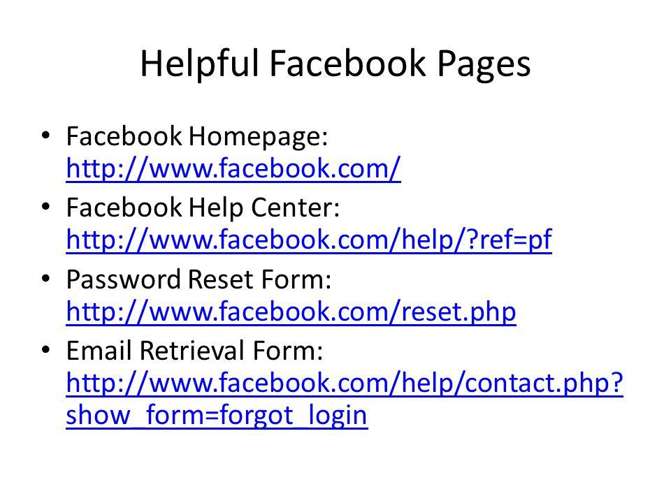 Facebook page home www login pp com Facebook login