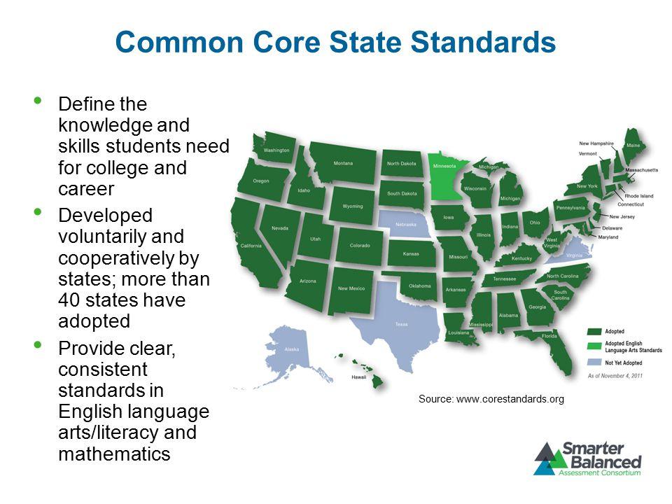 Smarter Balanced Assessment Consortia Sue Gendron Policy Coordinator