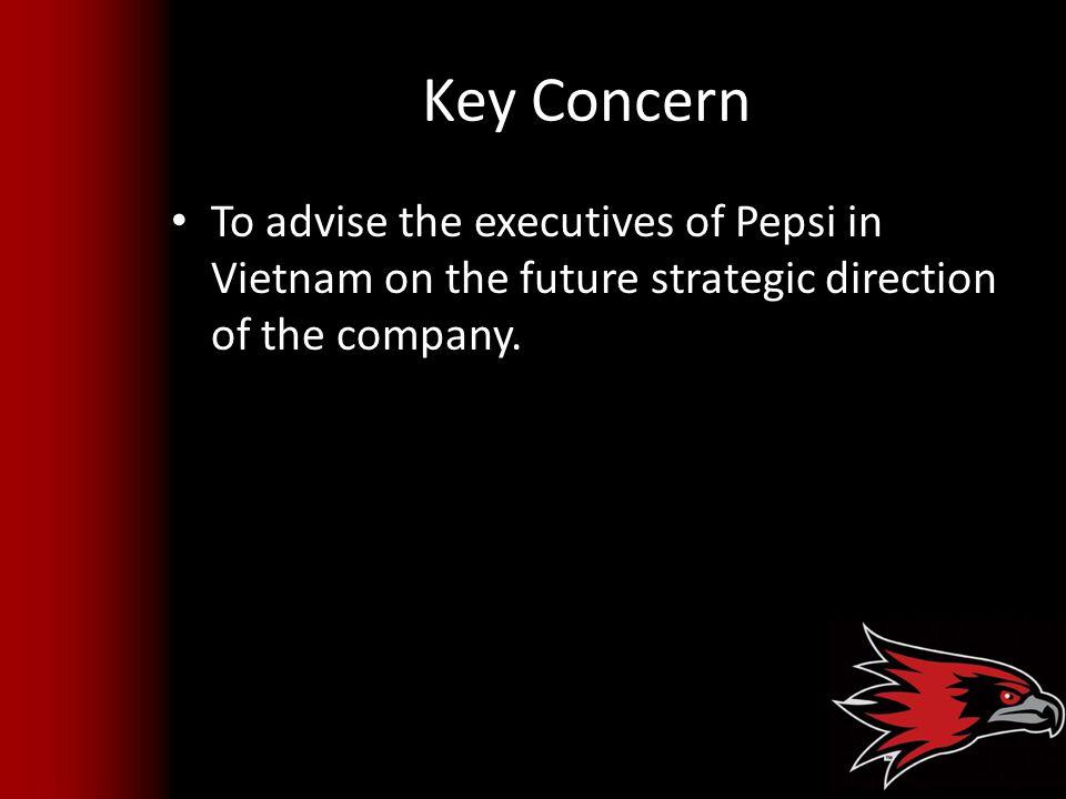 "Redhawks Consulting Pepsi's Vietnam Challenge ""It's important to"