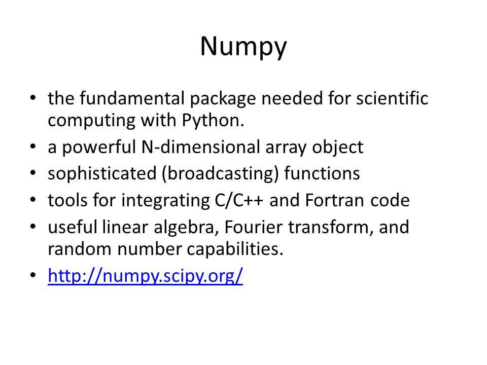 Geoprocessing with GDAL and Numpy in Python Delong Zhao ppt