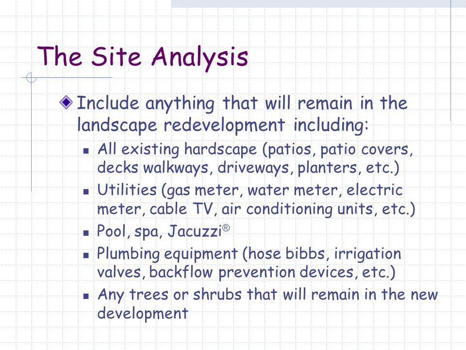 landscape design basics or when plants and people collide ppt