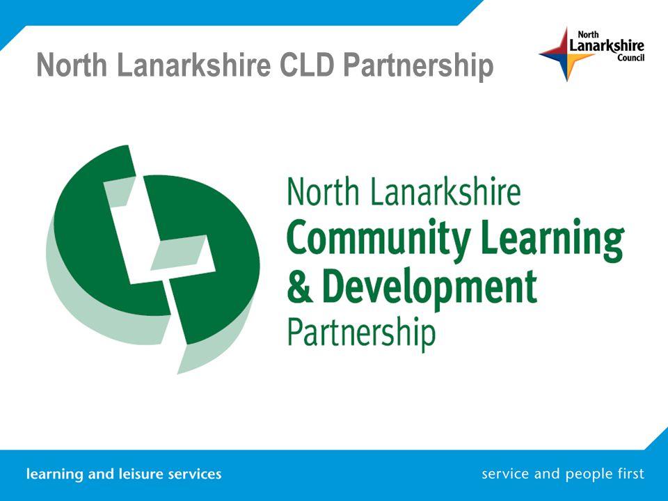 North Lanarkshire CLD Partnership