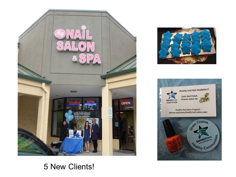 Laurie Foster The Air She Breathes Healthy Nail Salon