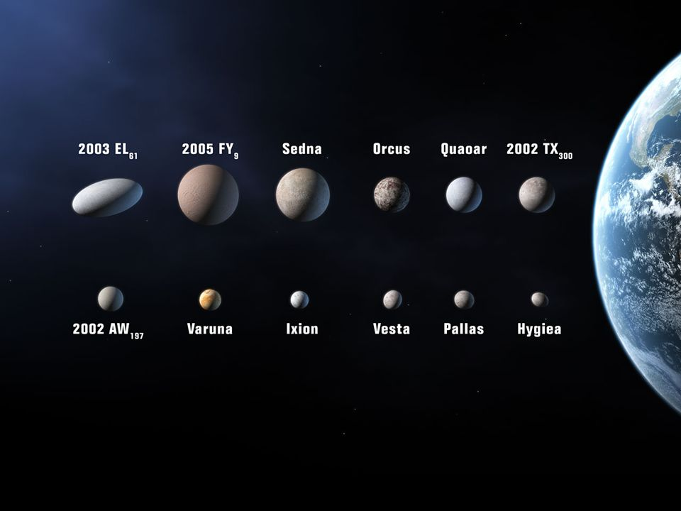 Pluto and the Kuiper Belt Obje...