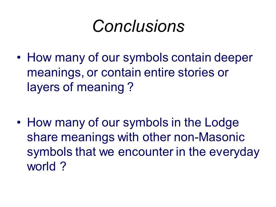 Symbolism 101 Bro  D  Littlewood – Aurora Lodge No  165