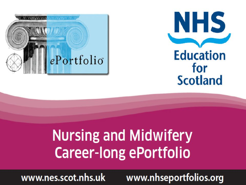 Quality Education for a Healthier Scotland Nursing and Midwifery