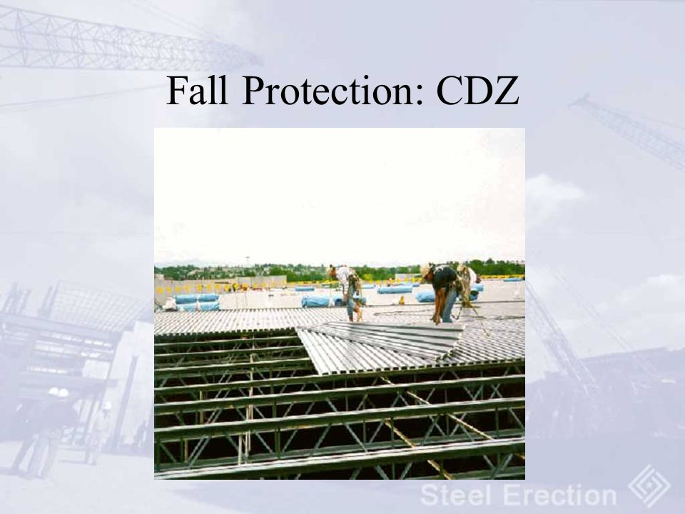 Fall Protection: CDZ
