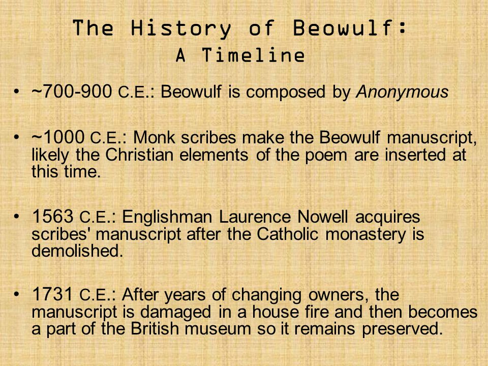who was esher in beowulf