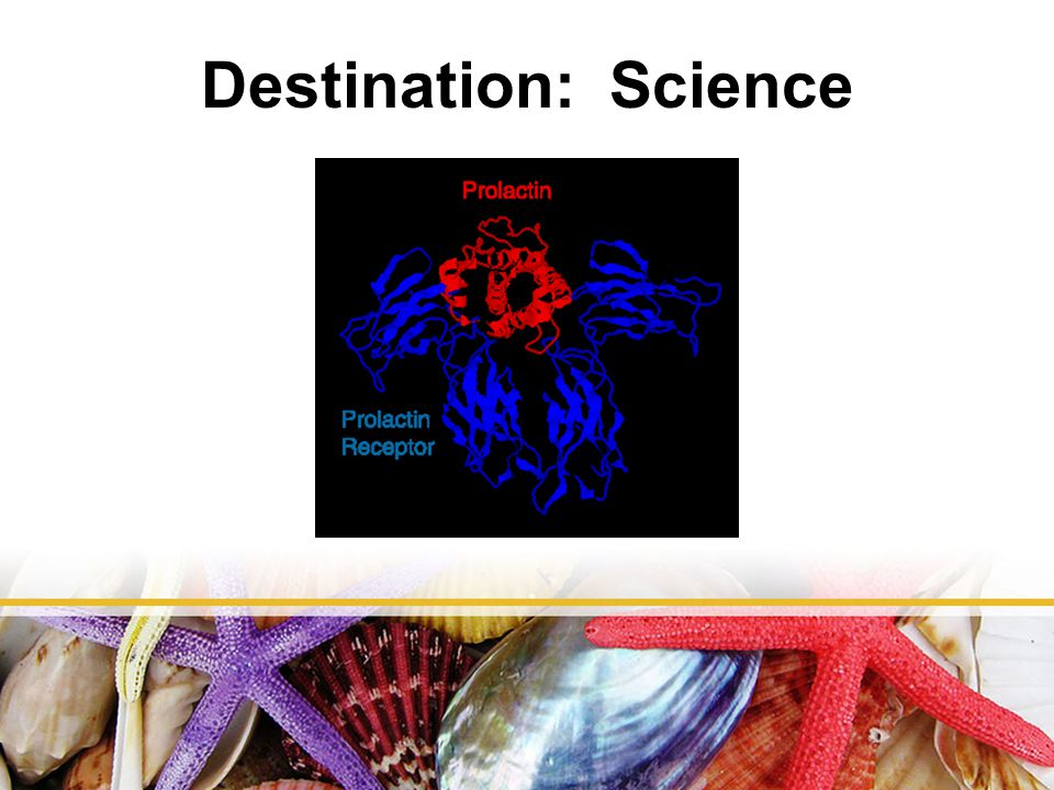 Destination: Science