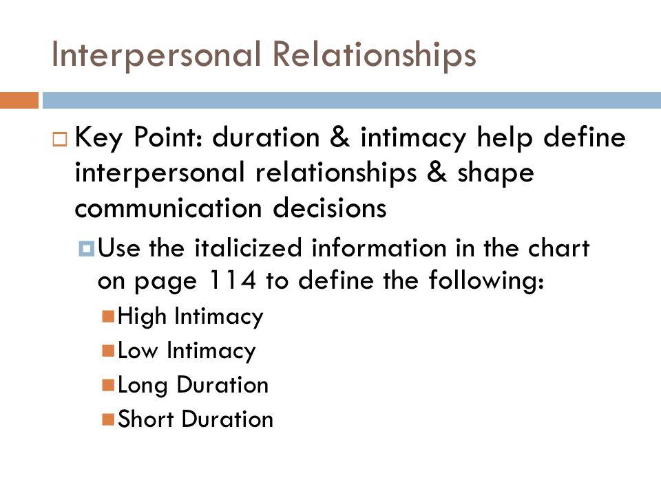 effective interpersonal communication strategies