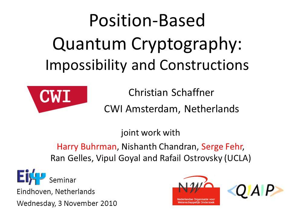 Seminar report on quantum computing.