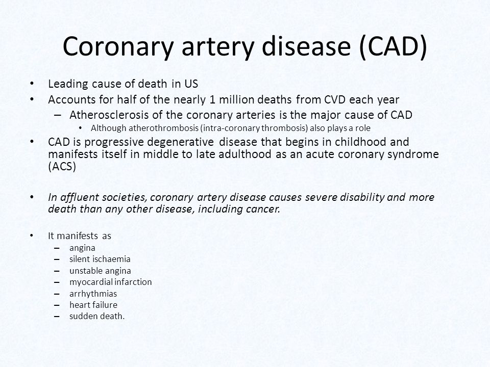 Pbl Cv 2 Pathophysiology Of Coronary Artery Disease Ppt Download