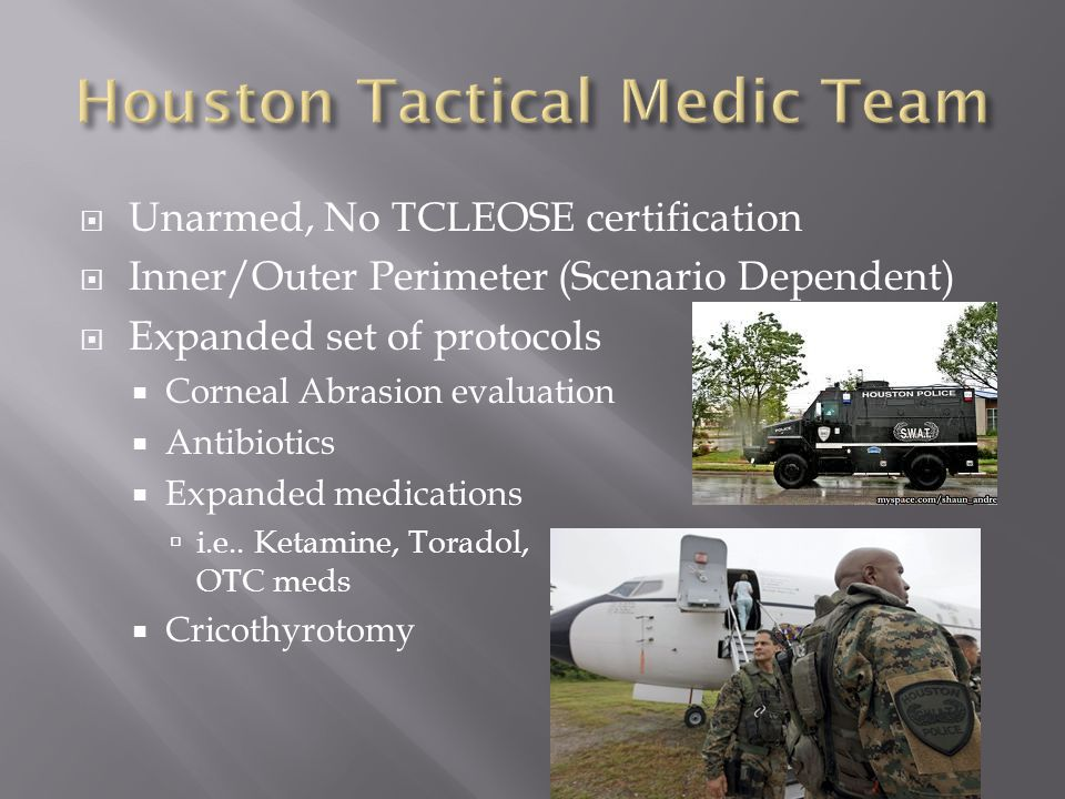 Special Operations Units In The Military Have Utilized Tems For