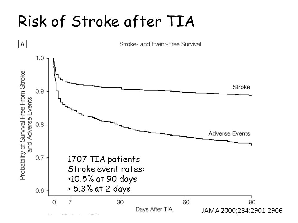 UPDATE on Evaluation and Management of TIA and Stroke Claire