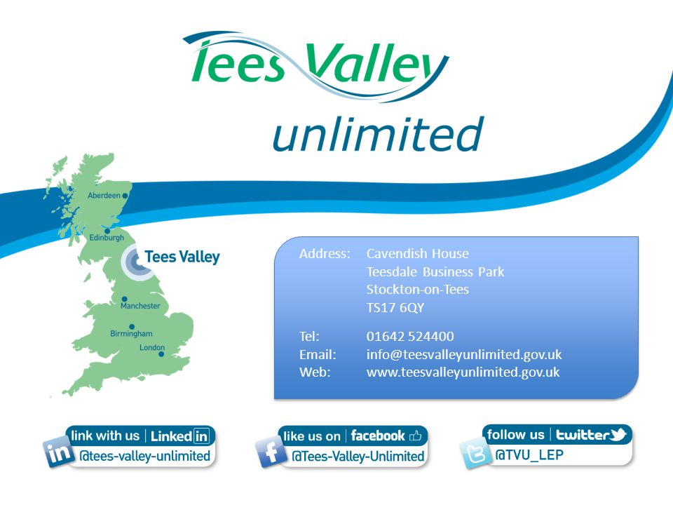 Tel: Web:  Address:Cavendish House Teesdale Business Park Stockton-on-Tees TS17 6QY