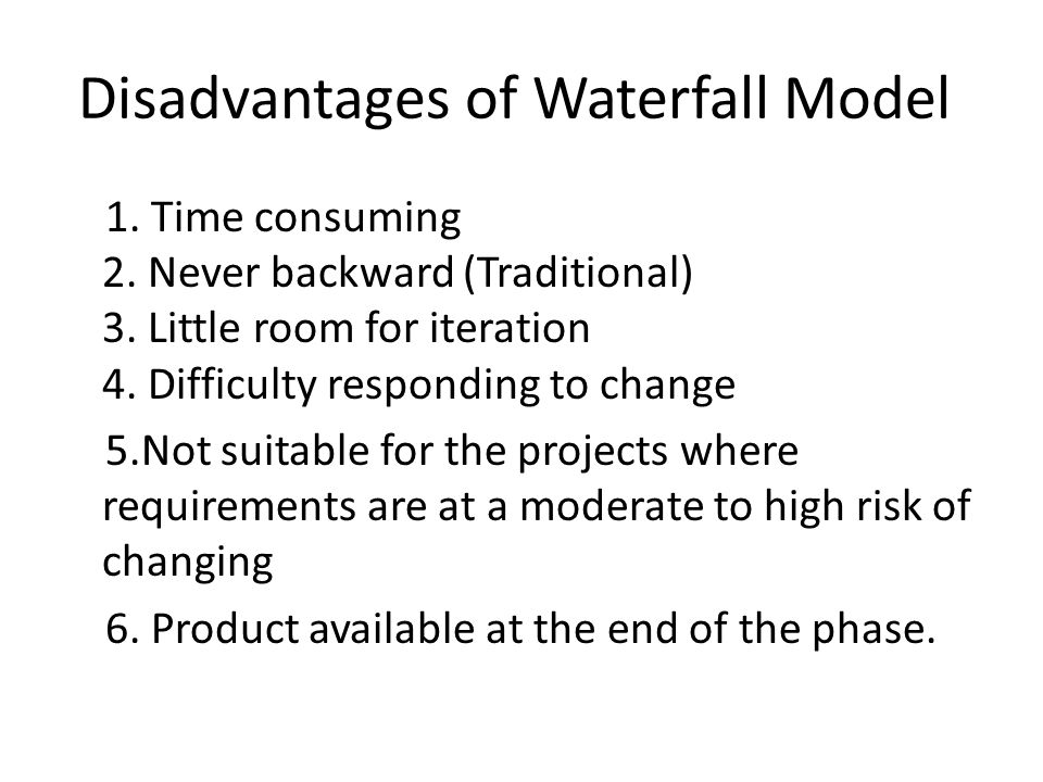 Waterfall Model H M Shahzad Ms Cs From Comsats Institute Of