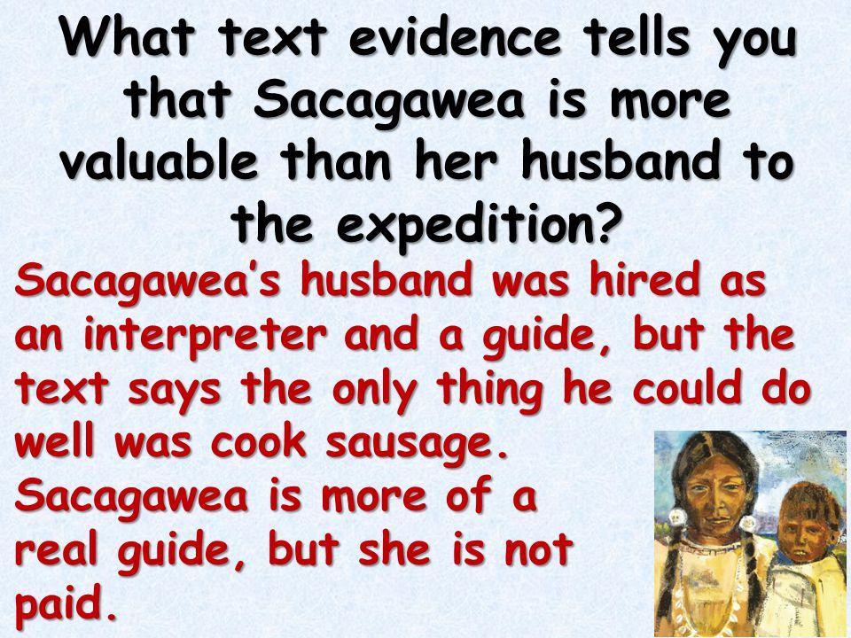 sacagawea life