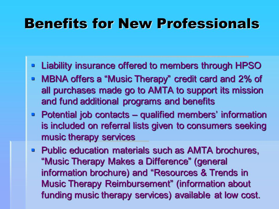 The American Music Therapy Association The Harmony And Connection Of