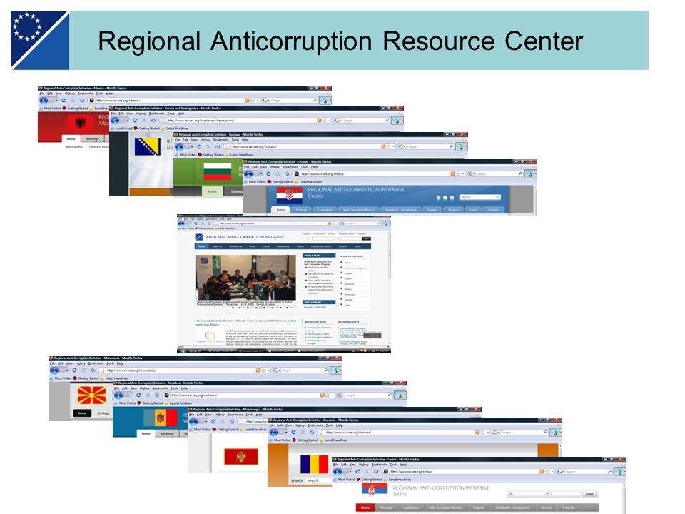Regional Anticorruption Resource Center