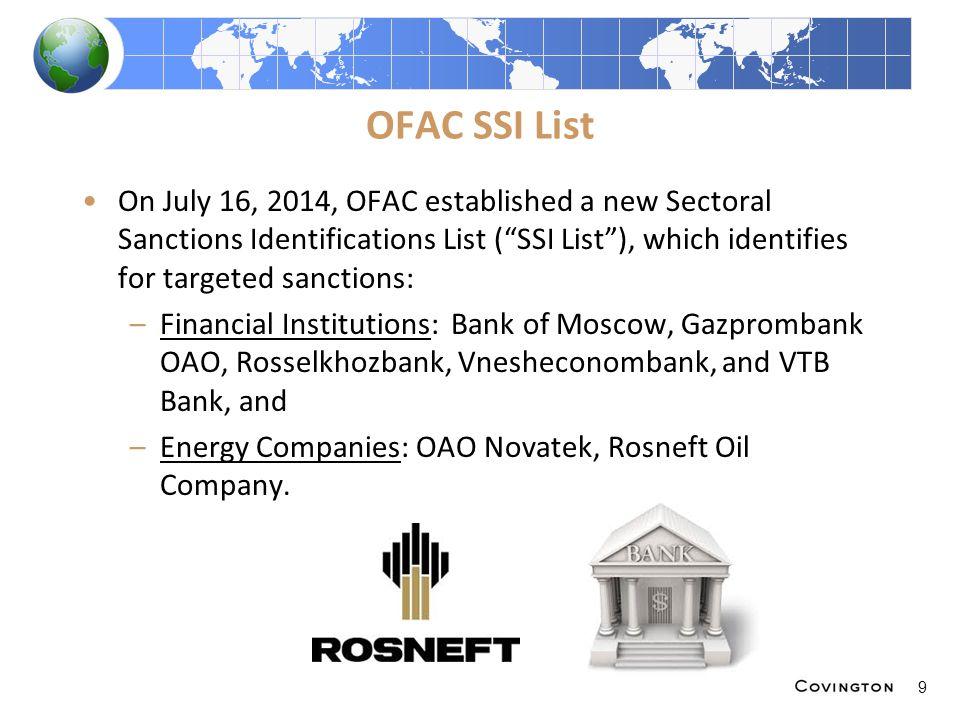 Ukraine & Russia: Recent Developments in Export Controls