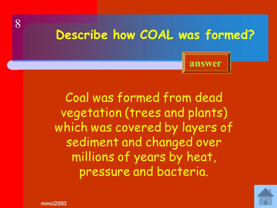 mmcl2003 What is a FOSSIL FUEL. A fuel e.g.