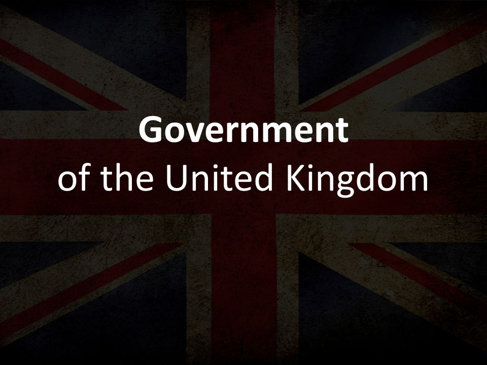 Government of the United Kingdom