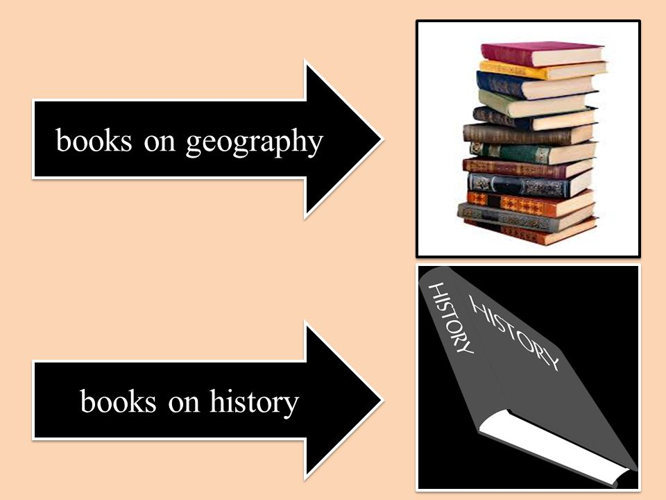 books on geography books on history