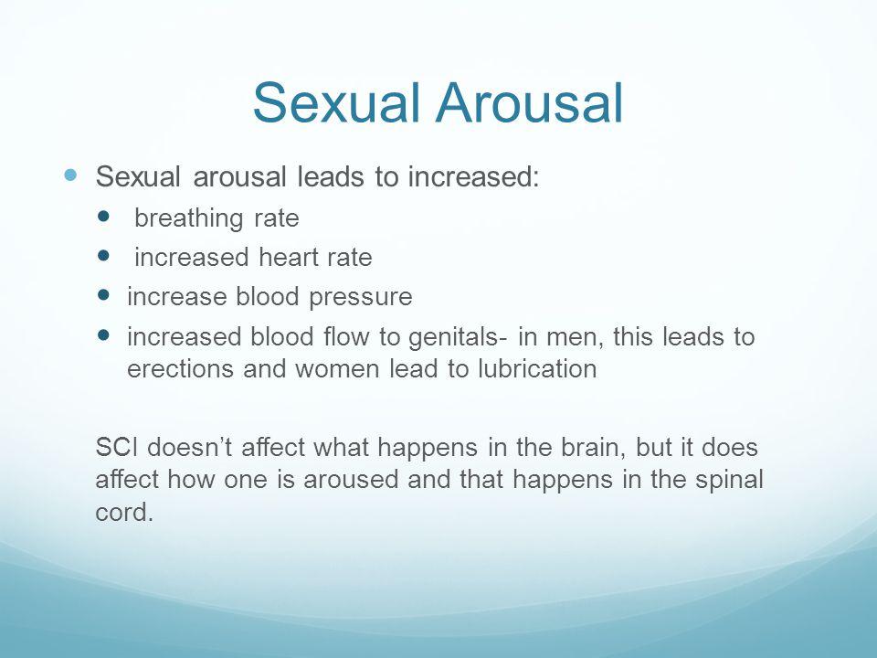 Sexual arousal breathing