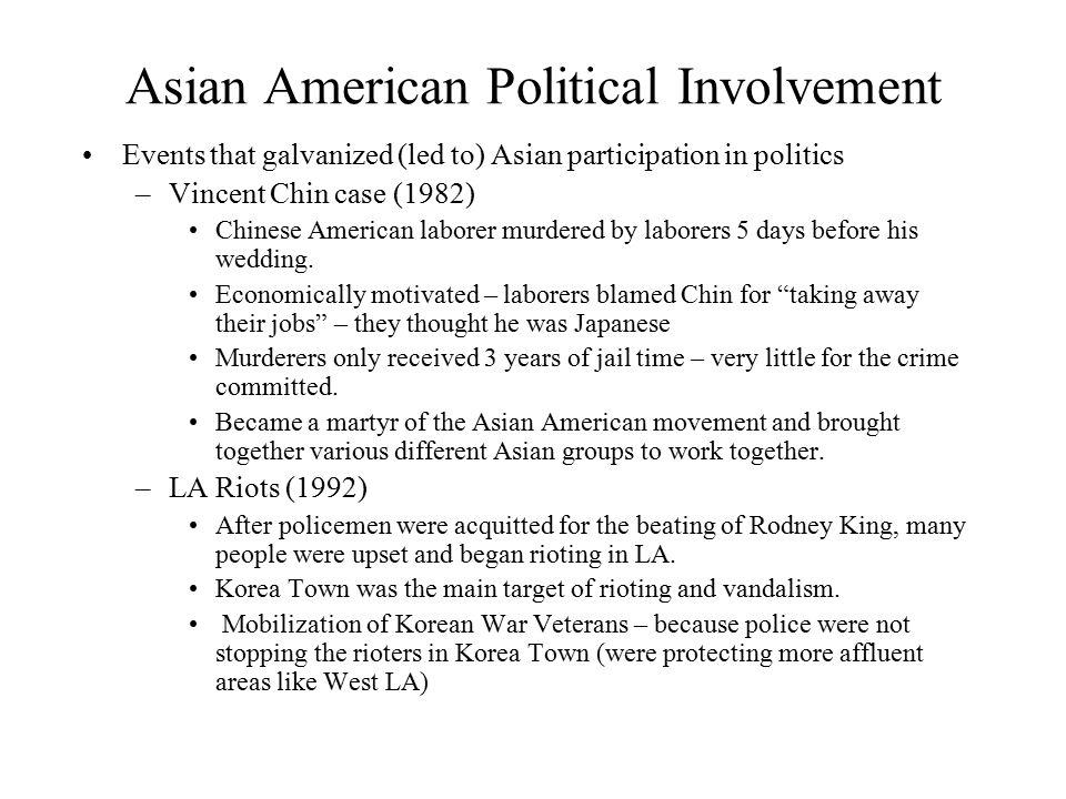 asian political involvement