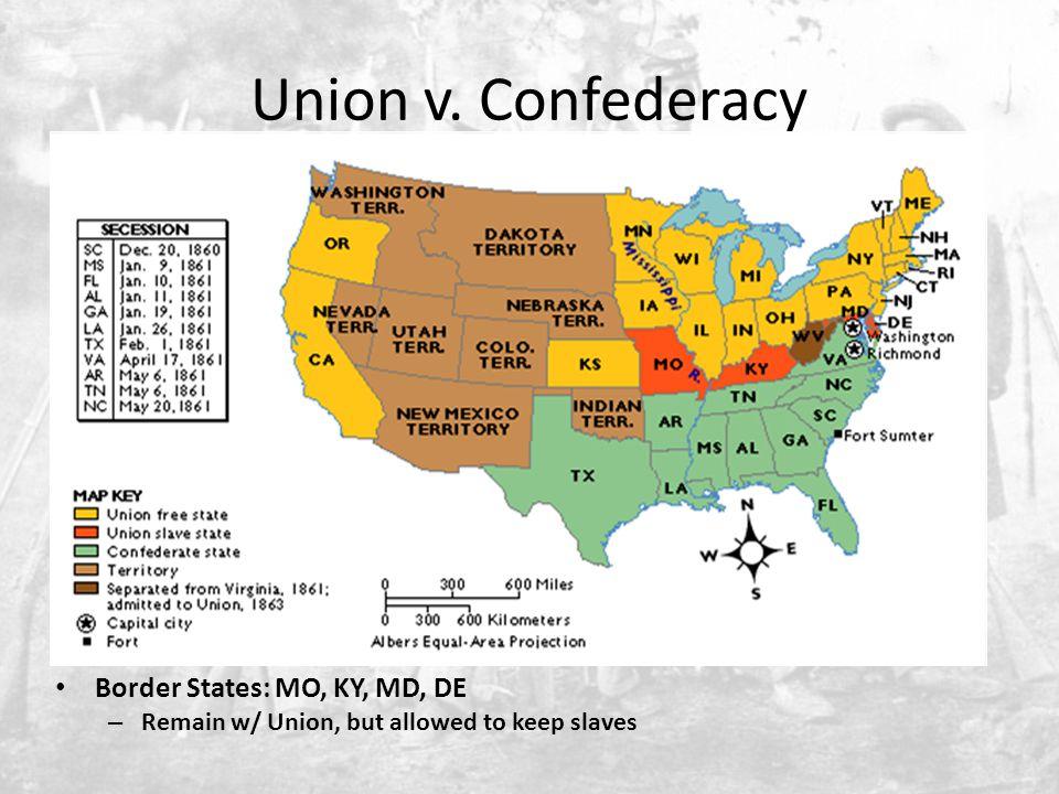 review causes of civil war main idea slavery v non slavery