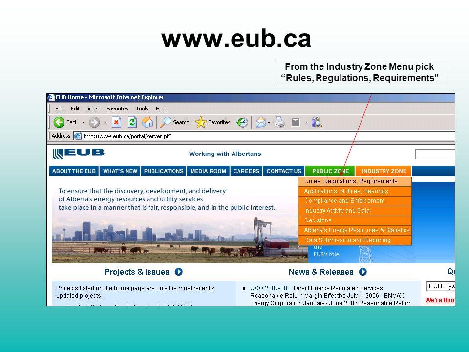 The Petroleum Registry of Alberta The Petroleum Registry of