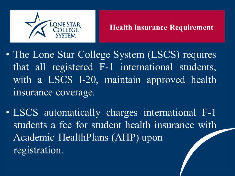 SLIDE 1 International F-1 Student Health Insurance 2013–2014