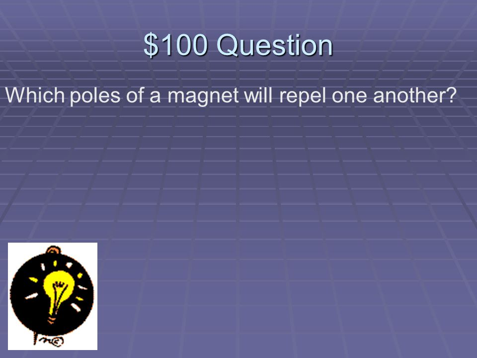 $500 Answer What is a fan A fan produces Motion or Movement !