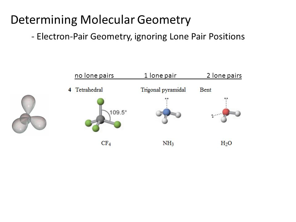 Section 8 5 and 8 6 Molecular Geometry and Polarity  - ppt